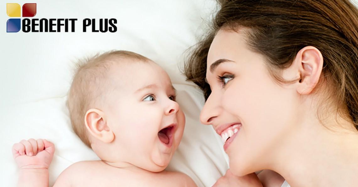 Benefit Plus, mama a dieťa