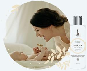 Kozmetika pre deti Sophie la Girafe Baby